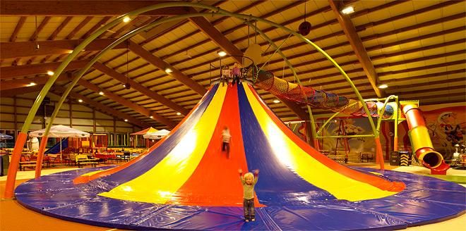 Vulkan Spielhalle